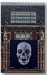 """Cartel de la exposición """"For the Love of God"""", de Damien Hirst en el Rijksmuseum de Amsterdam"""