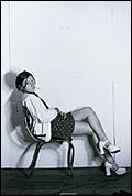 CINDY SHERMAN. Sin título. De la serie Pasajeros de autobús, 1976