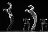 Soirée Duos. Choreography: Claude Brumanchon