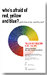 Taller de creaci&oacute;n &quot;Who&acute;s afraid of red, yellow and blue? / &iquest;Qui&eacute;n teme al rojo, amarillo y azul?&quot; (II Edici&oacute;n)