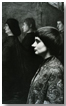 Fragmento de la obra 'Autoportrait. À Venise, devant un tableau de G. Bellini' [Autorretrato. En Venecia, delante de un cuadro de G. Bellini], de Agnès Varda