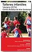 Proyecto Buho. Campamento Urbano de Verano en el CAAC (Verano 2014)