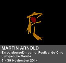 Martin Arnold: 'Whistle Stop', 2014. Monocanal, color, sonido, 3'20'. Cortes�a Galerie Martin Janda