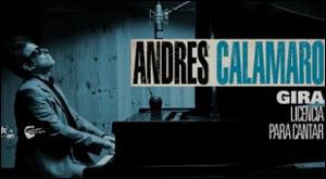 Andrés Calamaro - Gira Licencia para cantar [Centro Andaluz de Arte Contemporáneo]