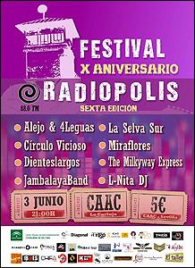VI Festival Radiópolis [Centro Andaluz de Arte Contemporáneo]