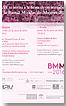 Cartel Bienal Miradas de Mujeres (BMM-2016)
