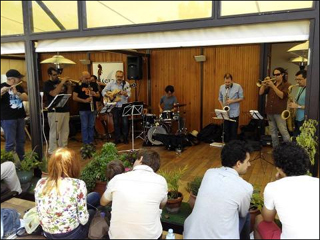 Jazz en el Caac -Jam Sessions