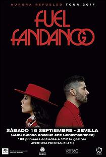 Concierto Fuel Fandango [Centro Andaluz de Arte Contemporáneo]