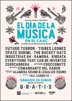 El Día de la Música en el CAAC - 2017 [Centro Andaluz de Arte Contemporáneo]
