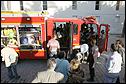 Visita un camión de bomberos [Música por juguetes 2015]