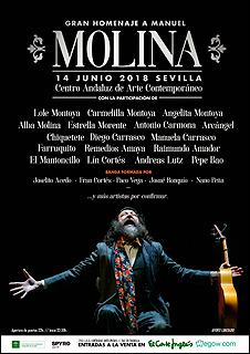Gran Homenaje a Manuel Molina