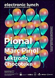 Electronic Lunch // 2018-02 (Centro Andaluz de Arte Contemporáneo)