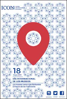 Cartel del Día Internacional de los museos - 2018