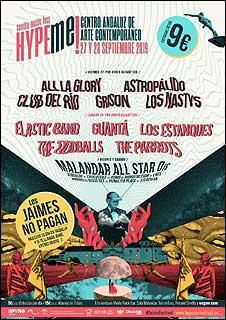 HYPEME. Sevilla Music Fest 2019