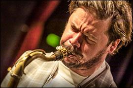 Seamus Blake Trio feat. Jesper Bodilsen & Martin Maretti