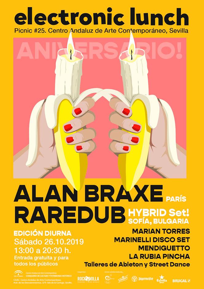 Electronic Lunch // 2019-10 (Centro Andaluz de Arte Contemporáneo)