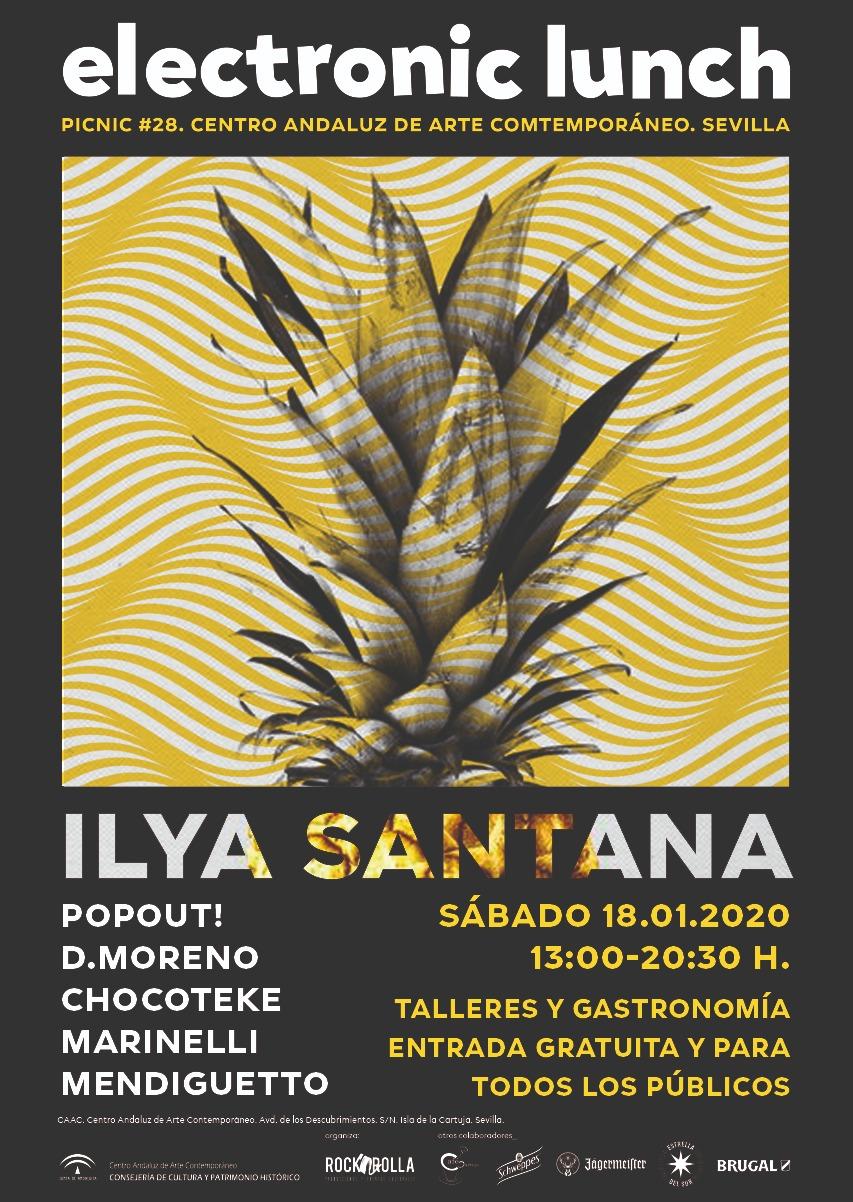 Electronic Lunch // 2020-01 (Centro Andaluz de Arte Contemporáneo)