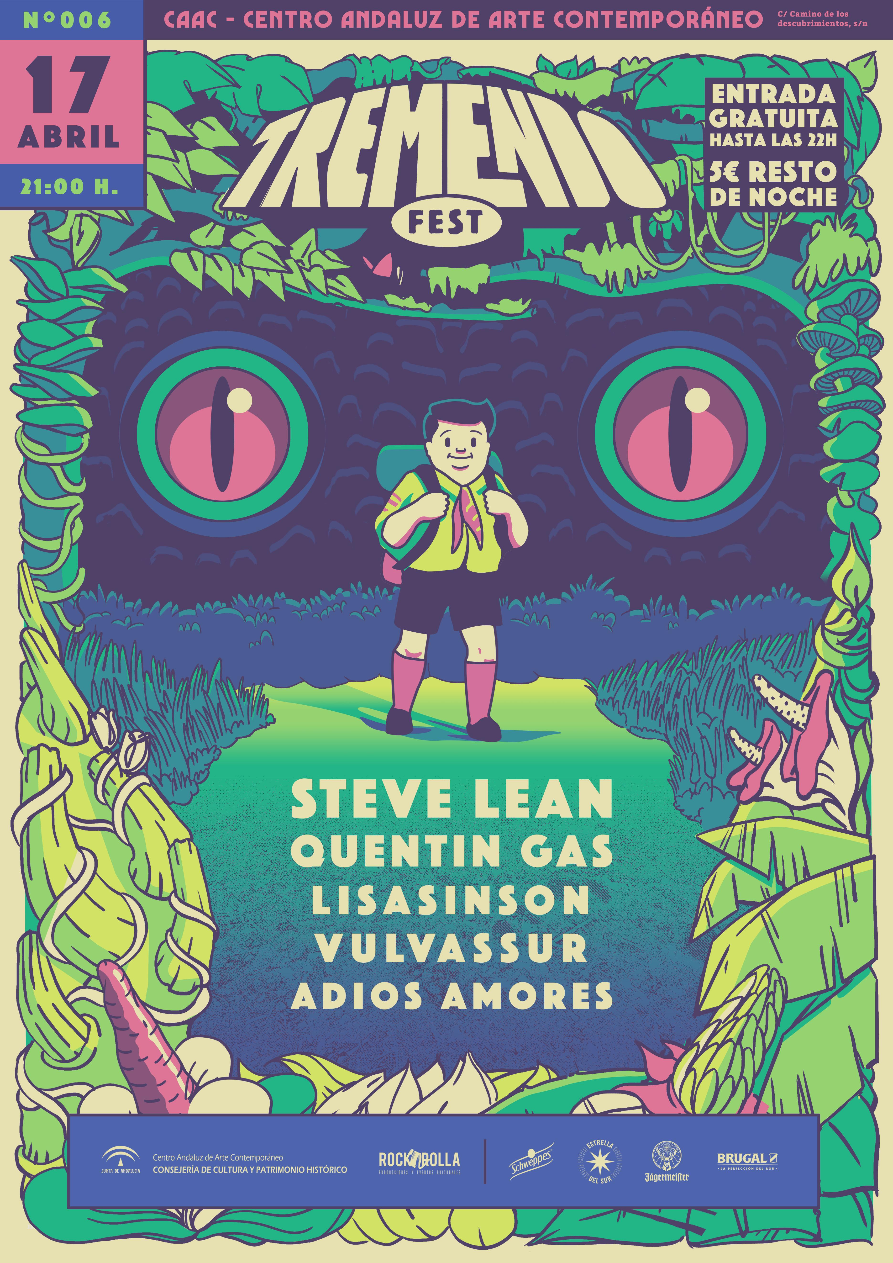 Tremendo Fest - Nº 006