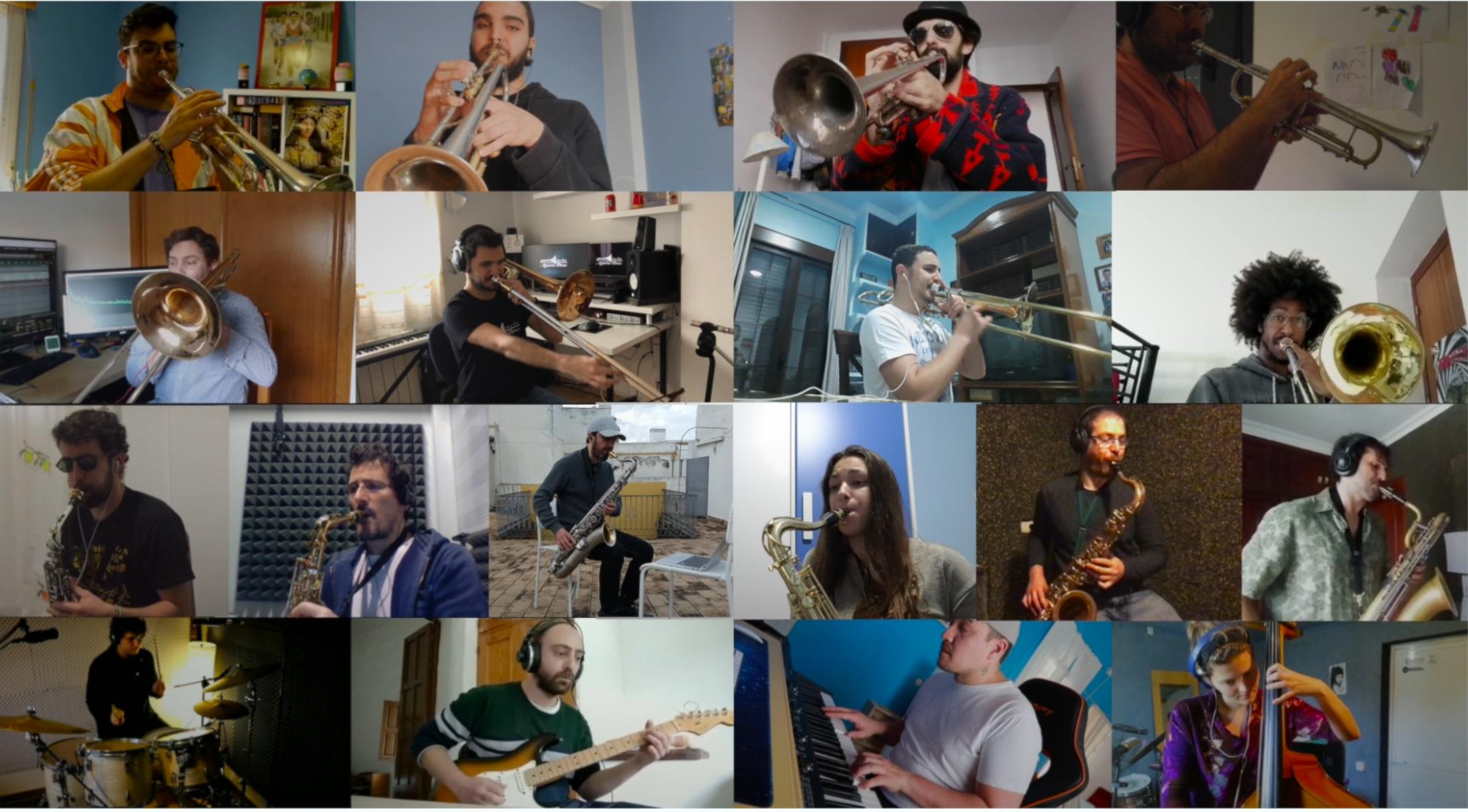 Big Band del Conservatorio Manuel Castillo