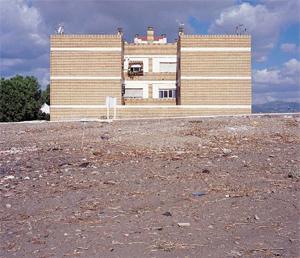 TETE ÁLVAREZ. Confines IV, 2005. Serie Confines. Ed. nº 1/3. 110 x 128 cm. Fotografía digital