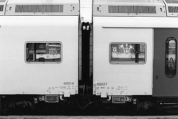 PETER DOWNSBROUGH. Sin título, 2006. 30 x 40 cm. Fotografía en blanco y negro sobre papel baritado a la gelatina de plata