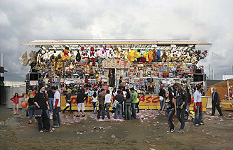 JUANDE JARILLO. S/t (Tómbola), 2007. Nº ed. 1/3. 85 x 120 cm. Fotografía. [Fondo Iniciarte]