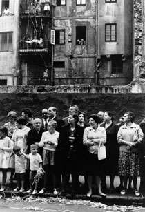 GONZALO JUANES. Gijón, 1960 (copia moderna de 2006). 60 x 39,8 cm. Fotografía en blanco y negro