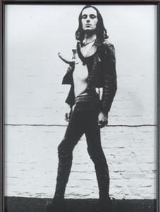 JÜRGEN KLAUKE. Auto performance (I.L.M.), 1972. Nº Edición 48/50.  57 x  41,5 cm. c/u. 13 fotografías