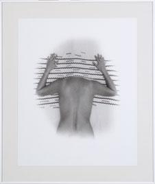 MARTA MARÍA PÉREZ. En ninguna cabeza cabe el mar, 1995. Ed. nº 9/15.  60,7 x 53 x 2,3 cm (con marco). Fotografía