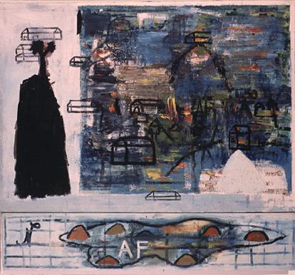 GONZALO PUCH. Sin título,  2001. Nº Edición 2/5. 115 x 164 cm. Impresión digital sobre papel fotográfico