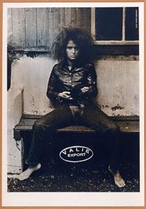 VALIE EXPORT. Acción de pantalón: pánico genital, 1969. 66 x 46 cm. c/u. 24 serigrafías sobre papel