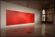SOLEDAD SEVILLA. 20 años más tarde, 1999-2000. Óleo sobre tela 250,5 x 180 cm. c/u. Colección CAAC. Foto Guillermo Mendo