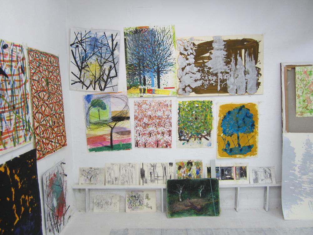 Centre d'art contemporain de Séville : Alfonso Albacete : Asuntos internos.