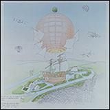 EMILIO AMBASZ. Plan maestro para la Exposición Universal de 1992, Sevilla, diseñado  en  1986