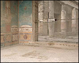 Bleda y Rosa. Domus, Pompei, 2008. Serie Tipologías