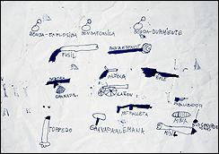Jacobo Castellano. Untitled, 2007. Colección del artista.