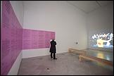 Vista de sala de la exposición 'Libia Castro & Ólafur Ólafsson. Tu país no existe' (CAAC 24 noviembre 2011 - 12 febrero 2012). Fotografía: Guillermo Mendo