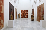 Capilla de Col�n. Obras de Pedro Duque Cornejo y Jos� Manuel Broto. Colecci�n CAAC