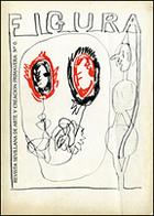 Portada nº 0 de la revista 'Figura' diseñada por Luis Gordillo