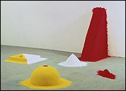 Anish  Kapoor. 1000 Names. 1981 (Colección Museo Nacional Centro de Arte Reina Sofía. Madrid)