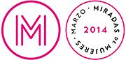 Logo Festival Miradas de Mujeres