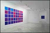 View of the exhibition Paloma Gámez. Violet. Photo: Guillermo Mendo