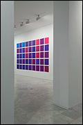 Vista de sala de la exposición 'Paloma Gámez. Violeta'