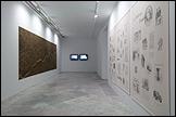Vista de sala de la exposición La idea de América Latina