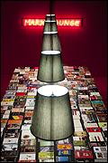 Alfredo Jaar: Marx Lounge, CAAC, 2011