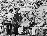 Maryan Jafri. Independence Day 1936 - 1967. Proclamando la Independencia, 31 de agosto 1957 Malasia