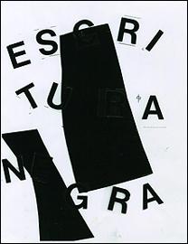 José Luis Castillejo. 'Exposición por correspondencia. Composition wiht Red, Blue and Yellow [cartón Zaj]', otoño de 1966. Archivo Lafuente