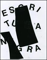 José Luis Castillejo. 'Escritura negra' (selection), 2013. Archivo Lafuente