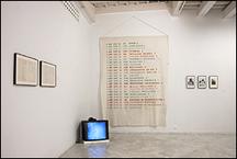 Lea Lublin. Interrogations sur l'art. Discours sur l'art, 1974