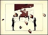 Giulio Paolini: Trionfo della rappresentazione (Triunfo de la representación), 1984